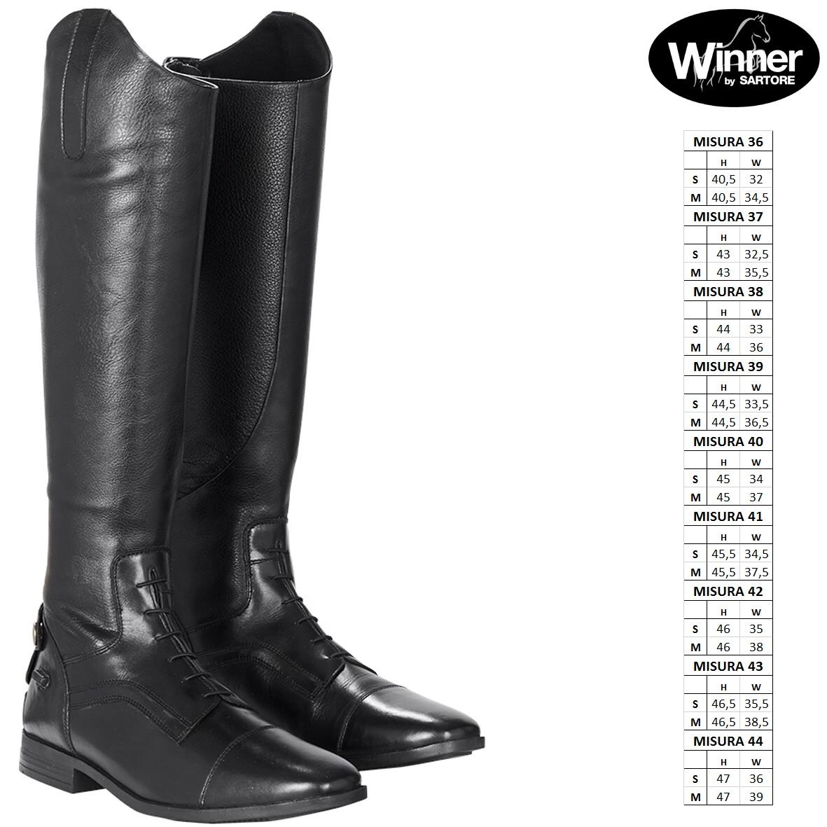 La gamma di stivali per l  equitazione WINNER si arricchisce di un nuovo  modello. badc4d211a5